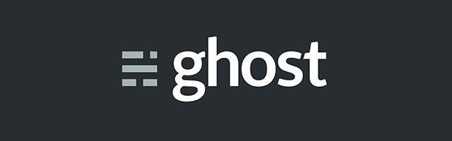 Ghost Hosting