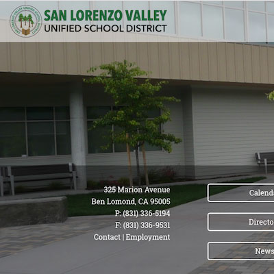 SLVUSD Site Launched